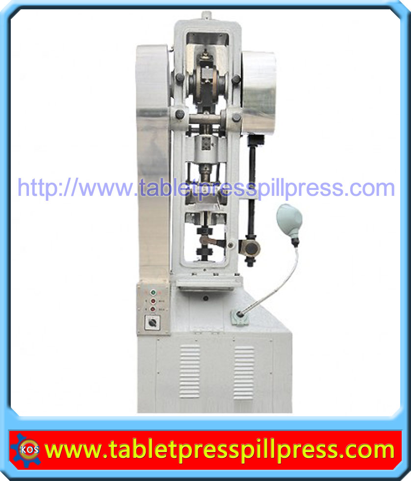 THP-II Flower-Basket Tablet Press Machine