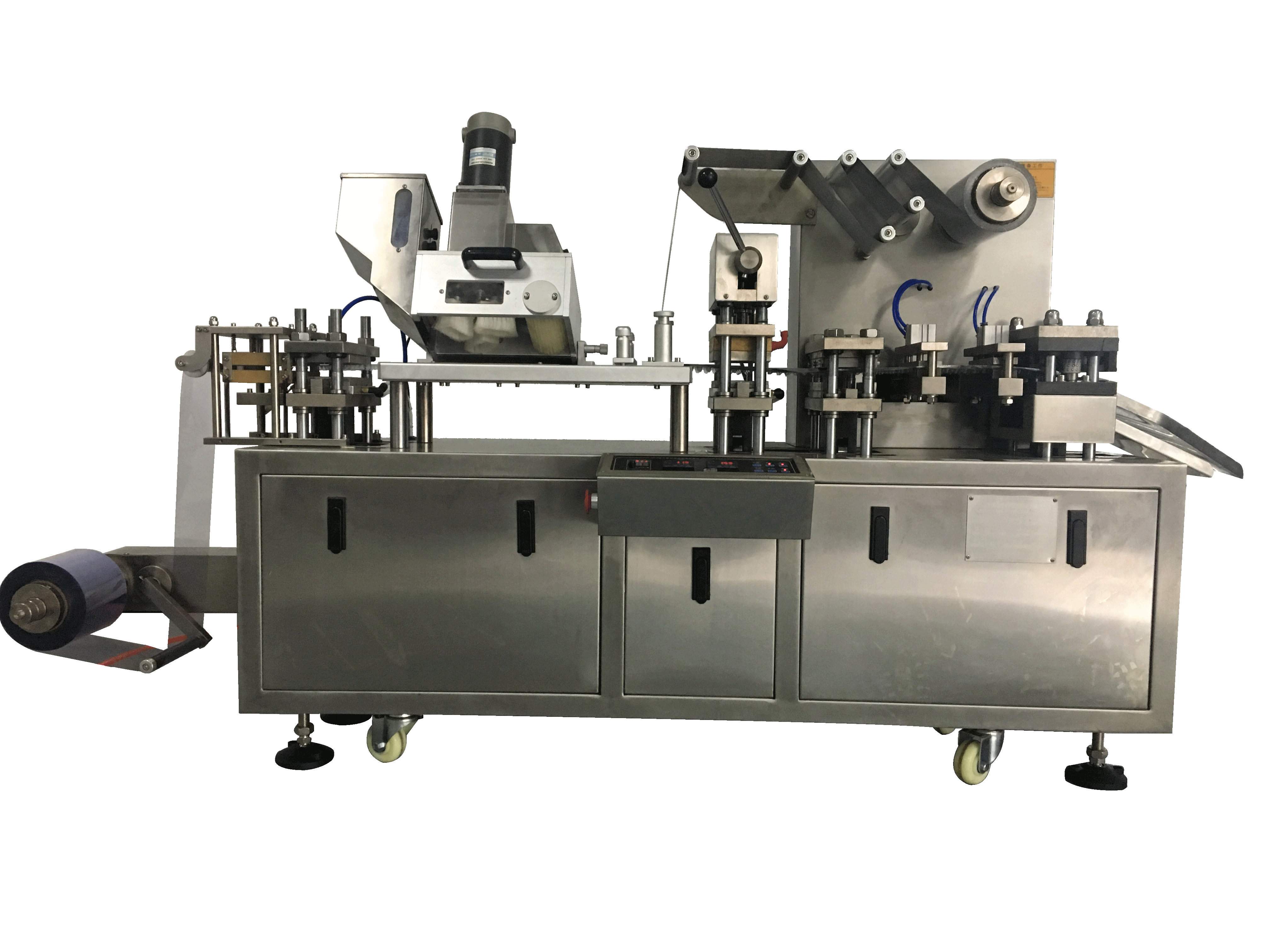blister packaging machine with competitive price